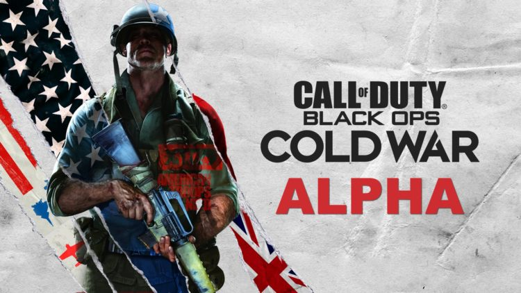 Call of Duty Black Ops Cold War Open Alpha Dates
