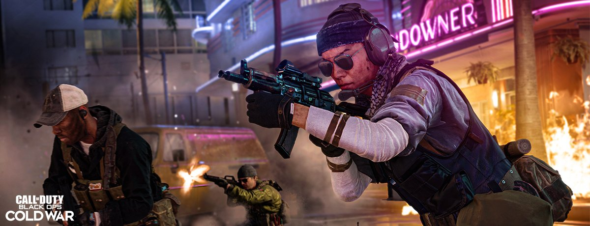 New Call Of Duty Black Ops Cold War Everything You Need To Know