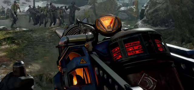 Black Ops Cold War Wonder Weapon D.I.E.