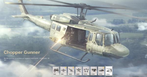 Black Ops Cold War Killstreaks